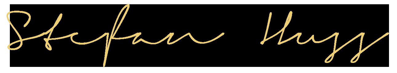 Stefan huss unterschrift